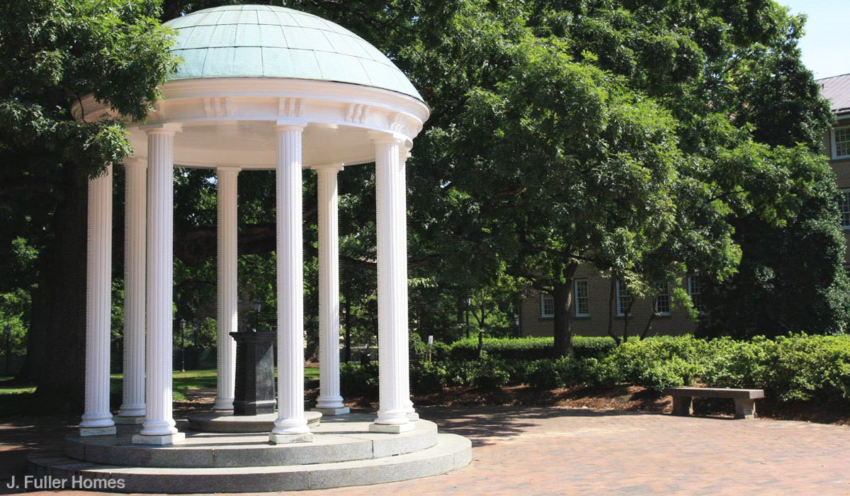 Welcome to Chapel Hill