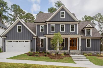 Curb Appeal - Brookshire Manor | Apex, NC